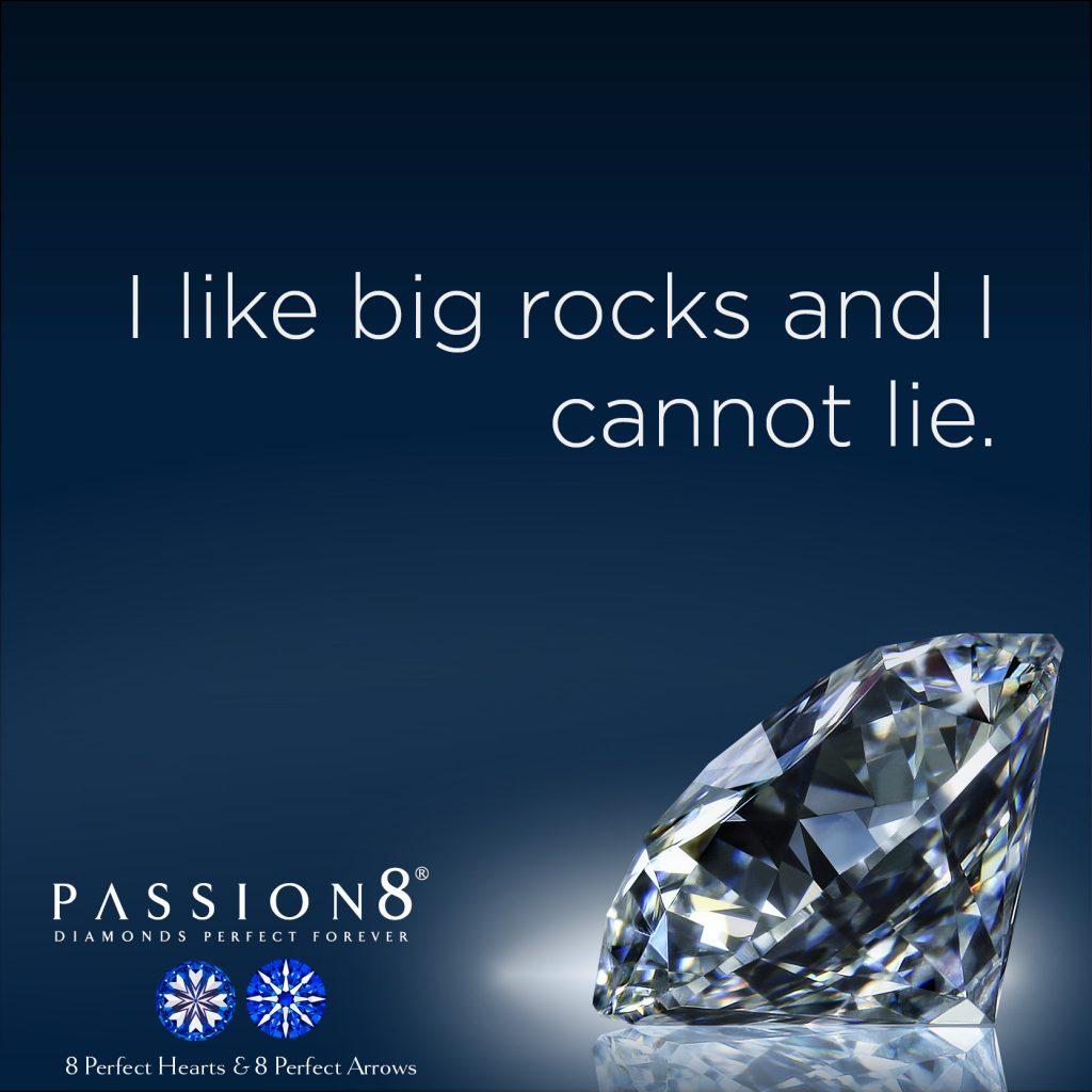 Diamonds at Passion8